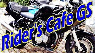 伊豆高原に10月オープン予定のRider's Cafe GS さんにお邪魔してきまし...