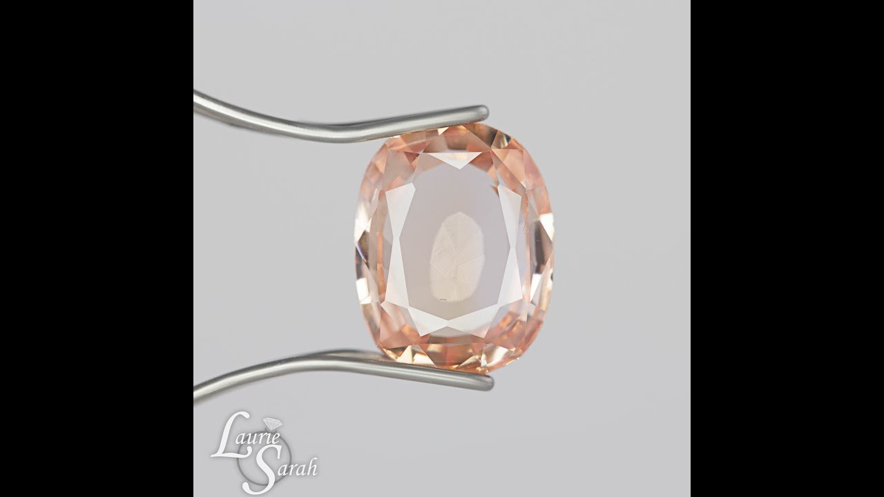 pinterest pin rings on peach by sapphire studio