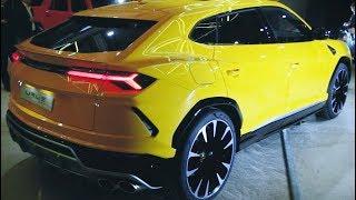 Как В Москве Прошла Премьера Lamborghini Urus! 650 Сил… Скоро Обзор И Тест-Драйв! : )