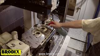 BRODIX® Cylinder Head Total Manufacturing Process