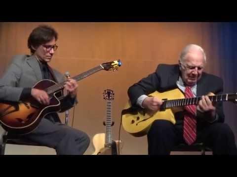 Popular Bucky Pizzarelli & Frank Vignola videos