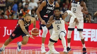 France Eliminates USA From FIBA World Cup 2019!