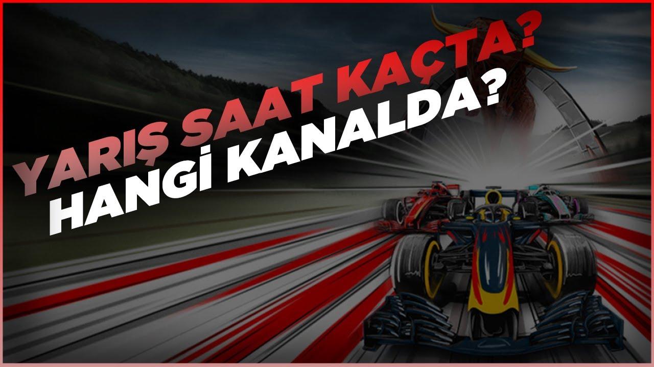F1 2020 Avusturya GP saat kaçta yapılacak ve hangi kanalda yayınlanacak?