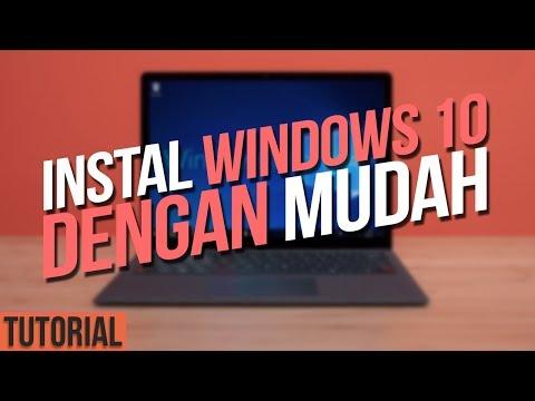 Cara Install Windows 10 Pro Terbaru 2020 - LENGKAP (Cara Download , Buat Bootable, Cara Install).