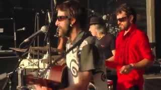 Muchachito Bombo Infierno Live - Si tu si yo & Mala suerte @ Sziget 2012