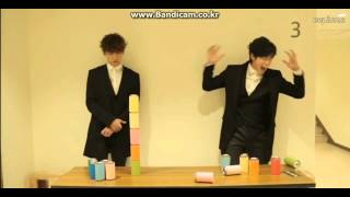 [HM] 150331 Tohoshinki - Mission Card 41 (Eng Sub)