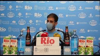 Video Iván Cruz previa Palmer - Río Breogán playoff partido 2 2021