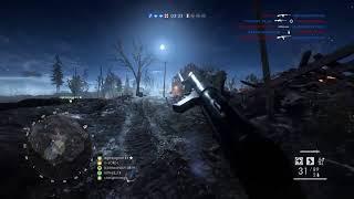 Battlefield 1 playing