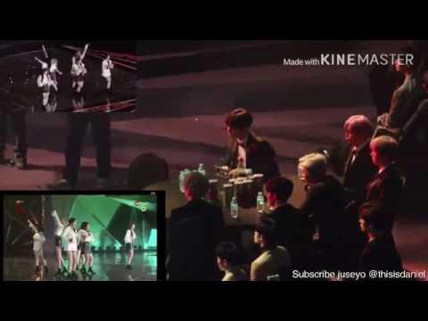 [HD] 190115 BTS Reaction to Gfriend tftmn + Sunrise Performance @ Seoul Music awards 2019 방탄소년단 여자친구