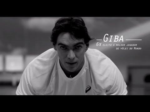 Jogador Giba conta seu motivo para jogar Vôlei - #MeuMotivo