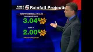 Weather Update - September 9, 2013