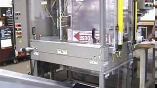 Rennco 501-36 Semi-Automatic Vertical Bagging Machine | ProPac.com