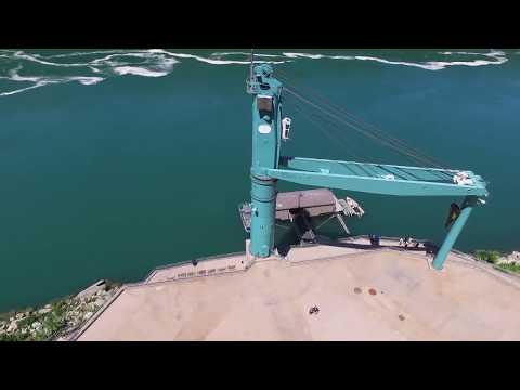 Liebherr - Fixed Cargo Crane (FCC) - Niagara Falls, N.Y.