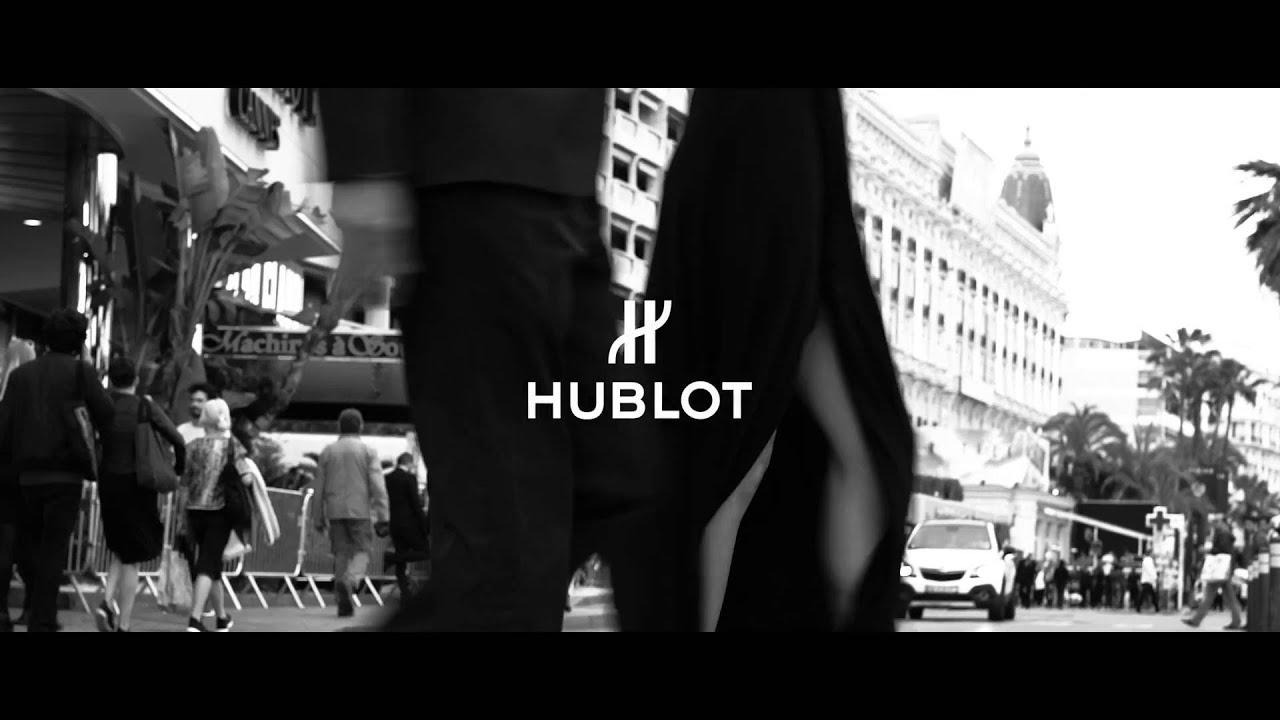 HUBLOT - Cannes 2016 - Wear something elegant.