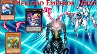 deck meklord emperor jinzo ygopro