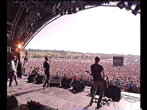Shed Seven   Speakeasy  Glastonbury  1995