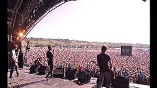 Shed Seven  - Speakeasy - Glastonbury - 1995