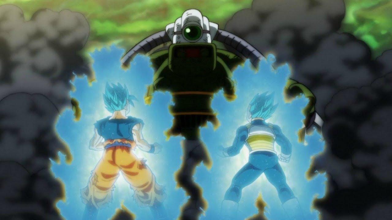 Universe 3 Megazord Dragon Ball Super Episode 120 Preview