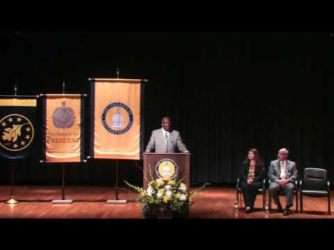 2017 Founders' Day State of the University Address