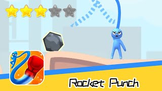 Rocket Punch! Walkthrough Knock your enemies out Recommend index three stars