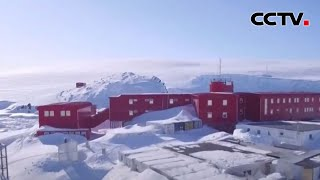 南极洲首现新冠病例 |《中国新闻》CCTV中文国际 - YouTube
