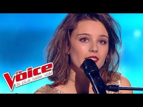 Mecano – Hijo de la Luna | Angélina Wismes | The Voice France 2013 | Prime 1