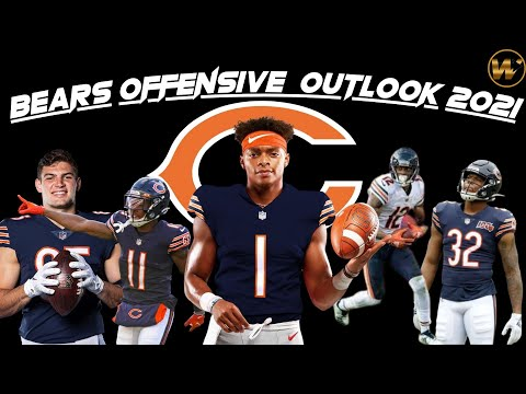 Chicago Bears Offensive Outlook 2021 - TWSN
