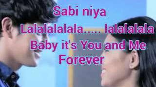 You & Me Forever JaDine lyrics