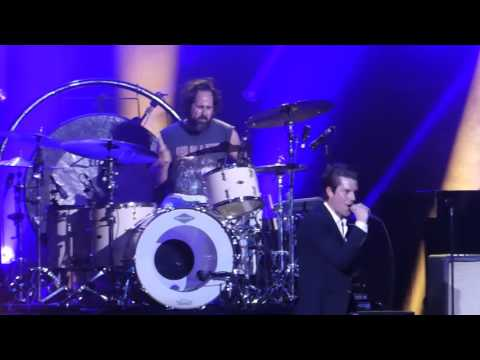 """Mr Brightside & Spaceman"" The Killers@BBT Pavilion Camden, New Jersey 6/11/17"