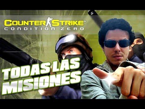 Counter-Strike: Condition Zero: Deleted Scenes - Juego Completo   Full Game Walkthrough