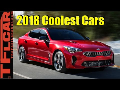 Top 5 Compelling New Cars You ll Find Hard To Resist 2017 Detroit Auto Show