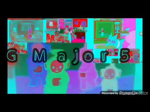Preview 2 Funny 11.5 G Major Effects Part 2A Rambom Combination Version!