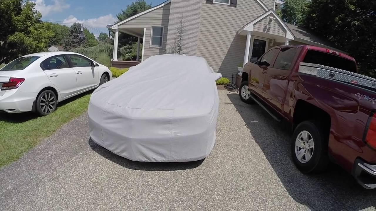 Camaro 5 Layer Ultra Shield Car Cover Review