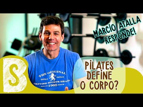 PILATES DEFINE O CORPO?   Marcio Atalla Responde #6