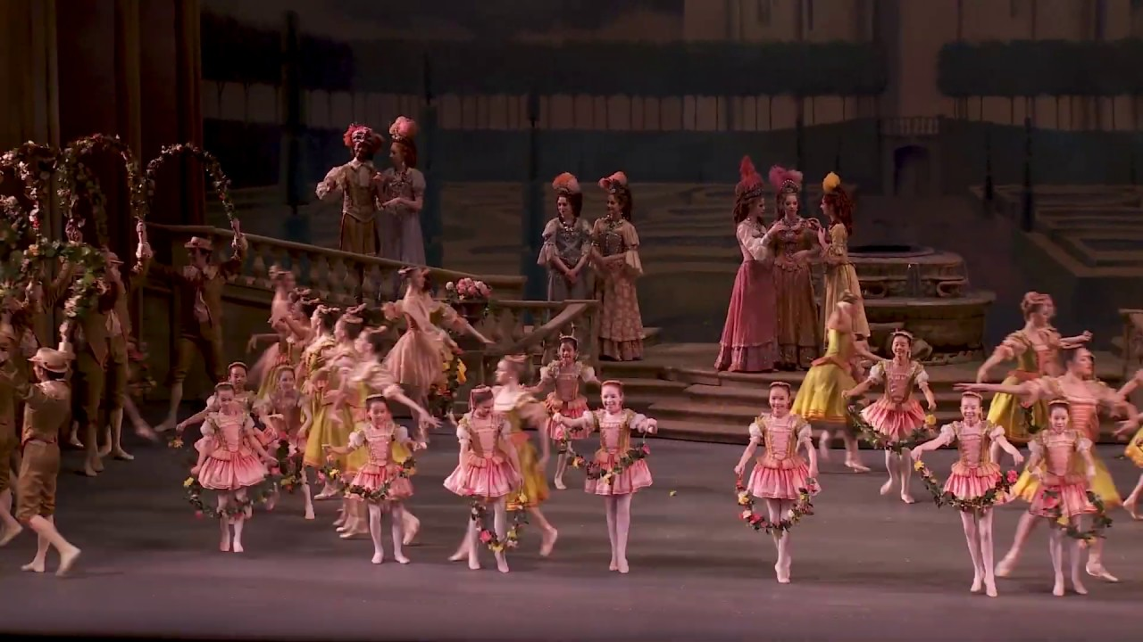 Silas Farley on THE SLEEPING BEAUTY: Anatomy of a Dance