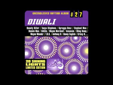 Diwali Riddim Mix [Greensleeves] 2002