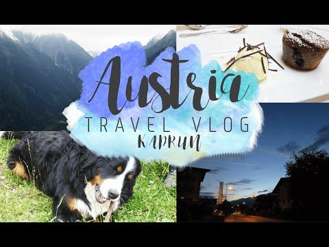Summer in Kaprun! Austria travel vlog | Little Miss Fii