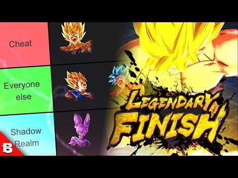 Why Legendary Finish GOKU Is Cheat Tier!!