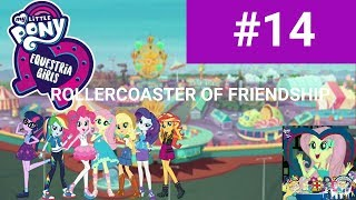 [Clip] MLP Equestria Girls Rollercoaster of Friendship Part 14