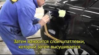 Кузовний ремонт - подряпини, вм'ятини