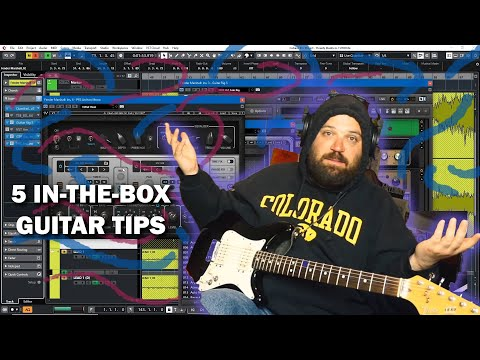 Cubase 10.5 Tutorial – 5 Guitar Tips You Need to Know