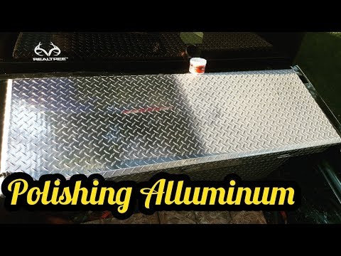 polishing oxidized aluminum