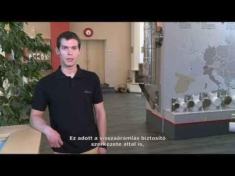 Az égéstermék-elvezető rendszerek átmérőjének meghatározása