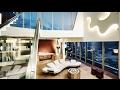 Elegant Ultra-Modern Luxury Penthouse Apartment in Milan, Italy (by Zaha Hadid)