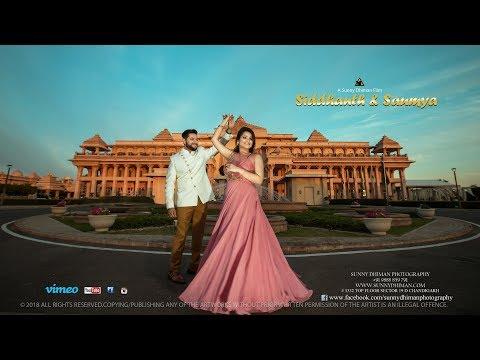 PEHLI DAFA ATIF ASLAM | SIDDHANTH & SAUMYA | PRE WEDDING | SUNNY DHIMAN PHOTOGRAPHY | CHANDIGARH