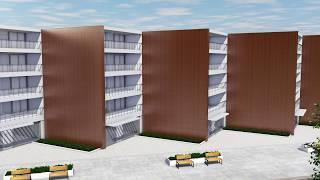 Einbau Schöck Isolink® Typ TA-S. Für vorgehängte hinterlüftete Fassaden.