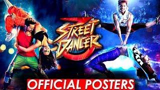 STREET DANCER 3   OFFICIAL POSTERS   SHRADDHA KAPOOR, VARUN DHAWAN