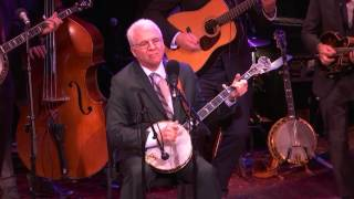 Clawhammer Medley - Steve Martin & The Steep Canyon Rangers | Live from Here with Chris Thile