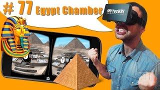 #77 Внутри пирамиды в Египте! Главное не погибнуть внутри! Виртуальная реальность, Обзор VR игры(Скачать приложение бесплатно тут ▻▻▻ http://ru.vrpax.com/catalog/vr-igry-dlya-smartfonov/egypt-chamber-cardboard-kvest-v-piramide/ Купить VR очки..., 2015-11-13T19:11:53.000Z)