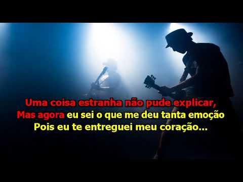 Jerry Adriani -  Hit Parade do Meu Coração  -  Karaoke